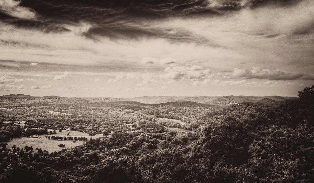Photograph Somewhere in the Ozark Mountains by  W Brian Duncan on 500px