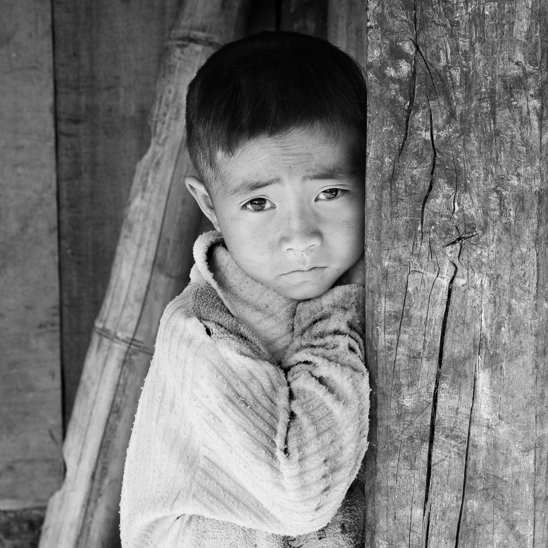 Photograph Kid in Sapa (Vietnam) by Oscar Del Rio Monferrer on 500px