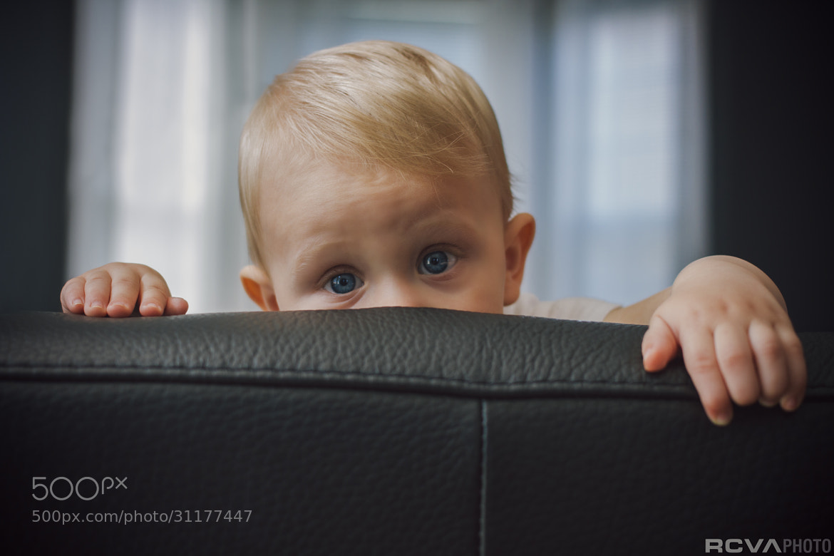 Photograph Peek a boo by Ross Cannon on 500px