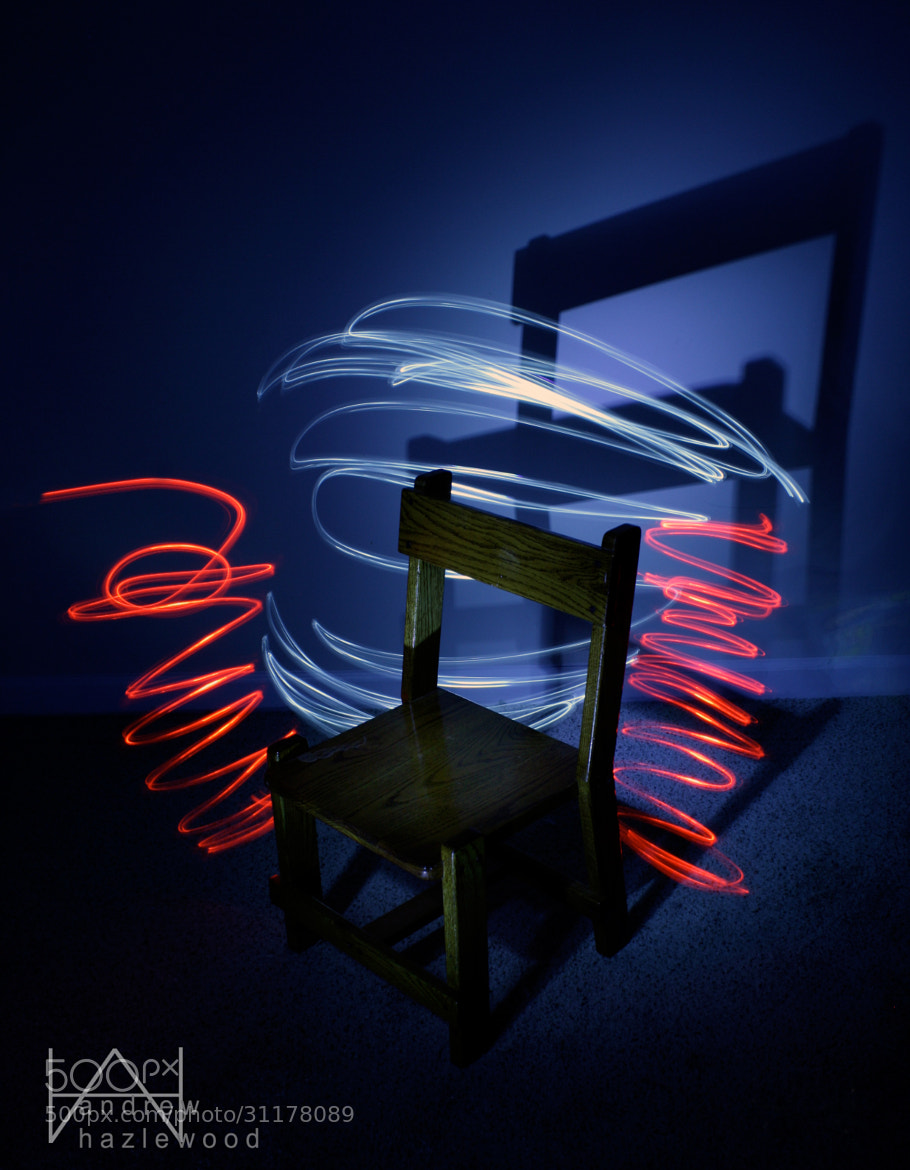 Photograph Angry Chair by Andrew Hazlewood on 500px