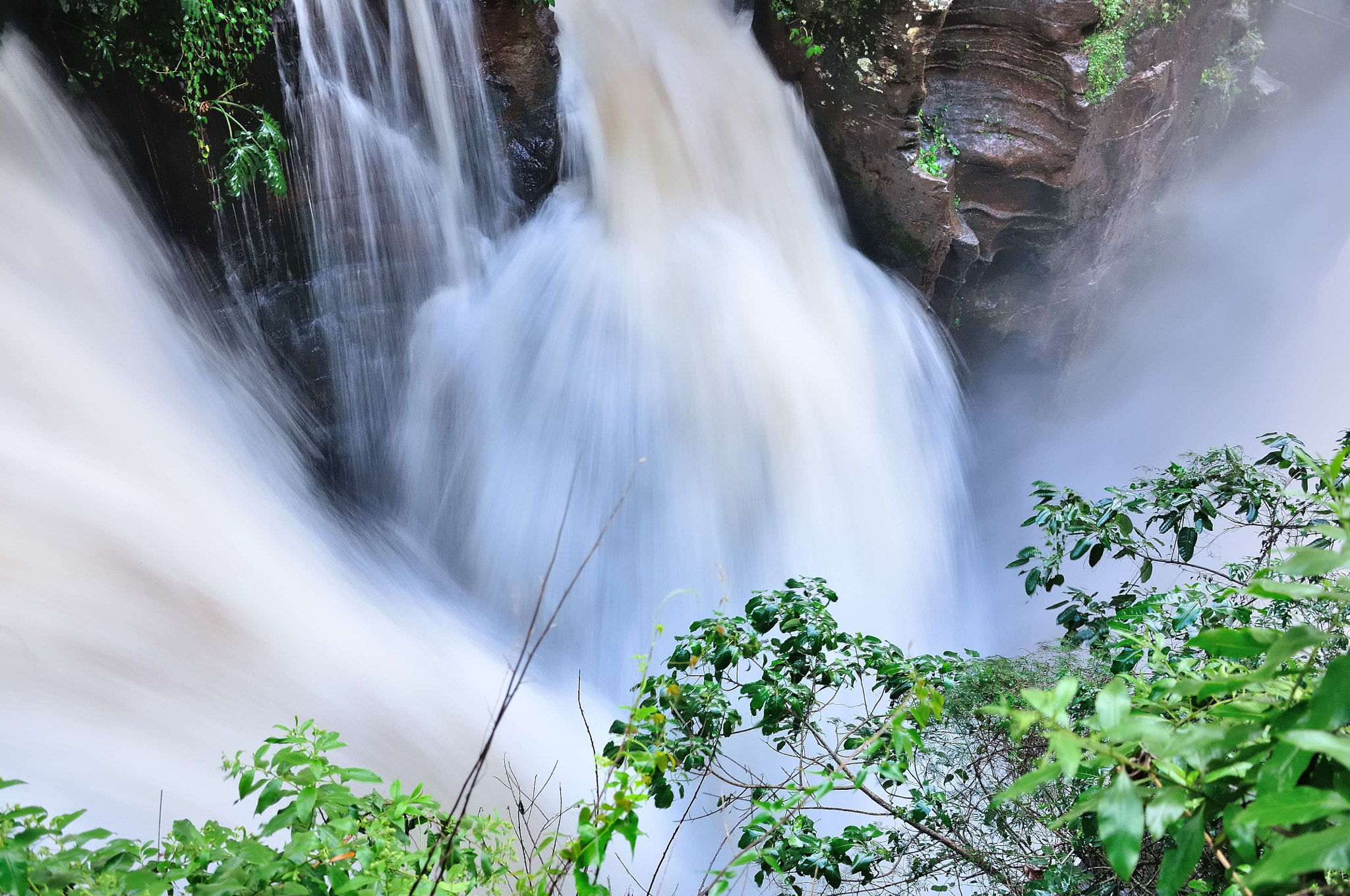 Photograph Water Falls by Megan A on 500px