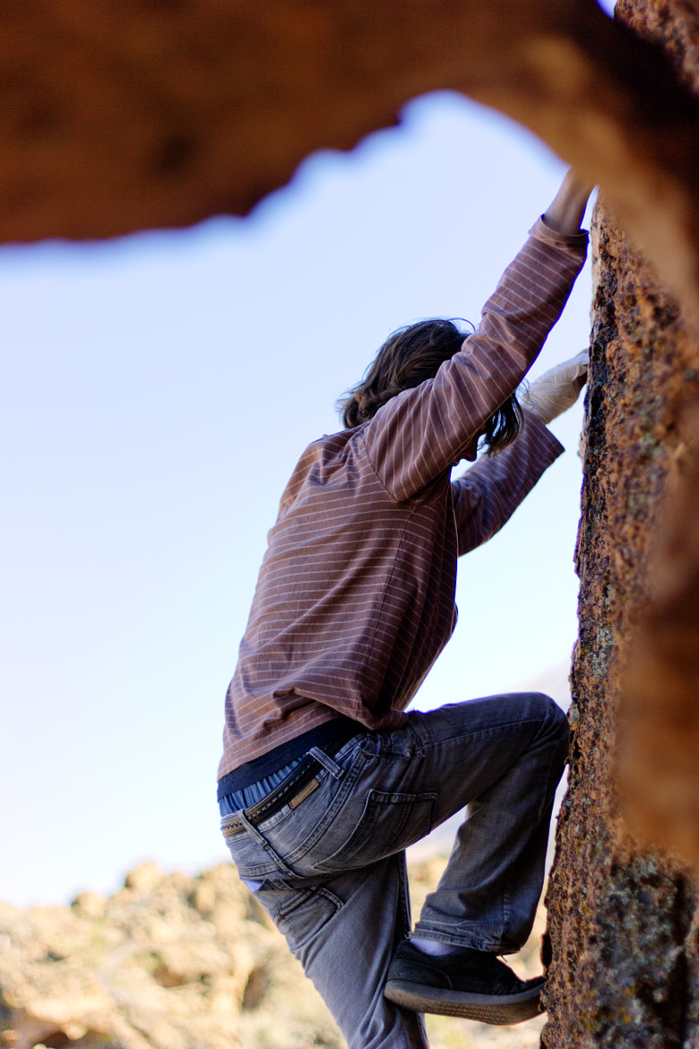 Photograph Climbing by Jacob Penderworth on 500px