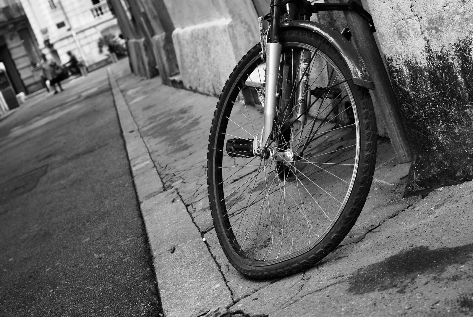 Photograph Poor bike by Brice Foto on 500px
