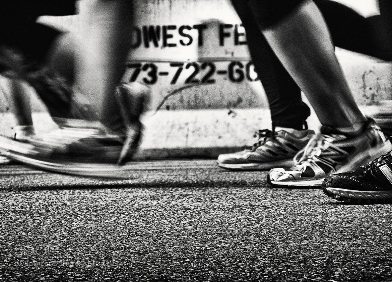 Photograph The last run by Tatiana Avdjiev on 500px