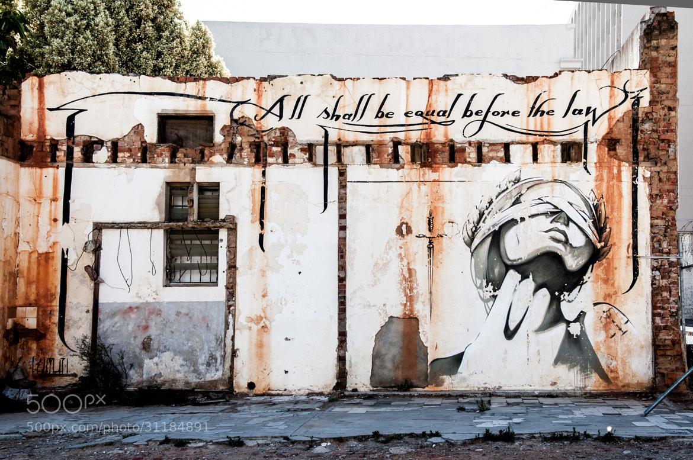 Photograph Urban Art by Hayden Scott-Williams on 500px