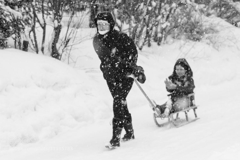 Photograph Snowtime by Aleksej Edin on 500px