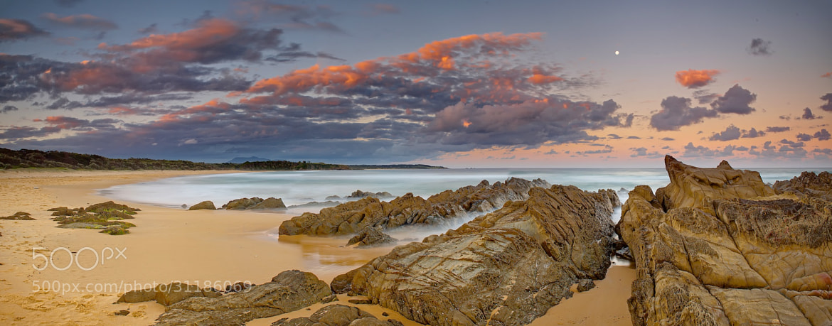 Photograph Cuttegee beach by donald Goldney on 500px