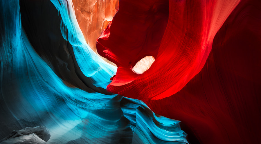 Photograph Trivia | Antelope Canyon by Ali Erturk on 500px