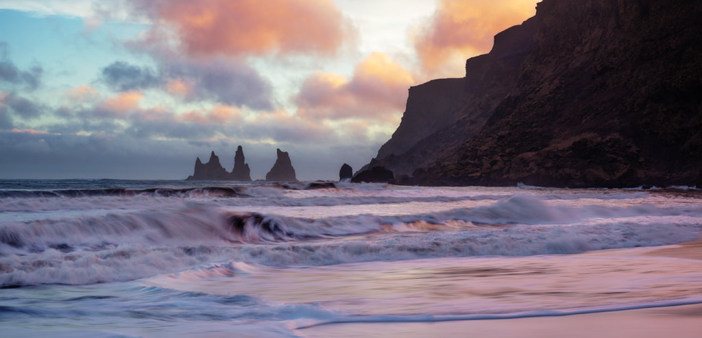 Photograph Vik, Iceland by Simon Byrne on 500px