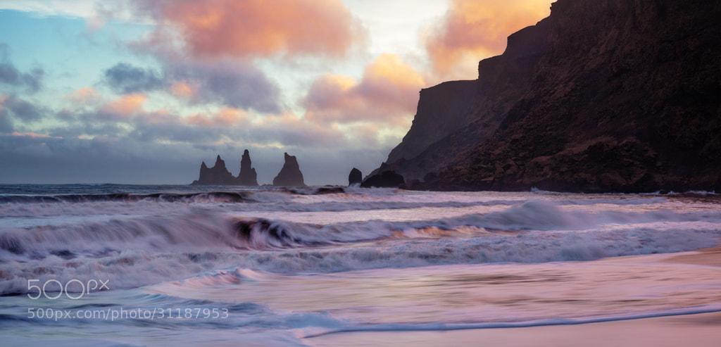 Photograph Vik, Iceland by Simon Byrne on 500px