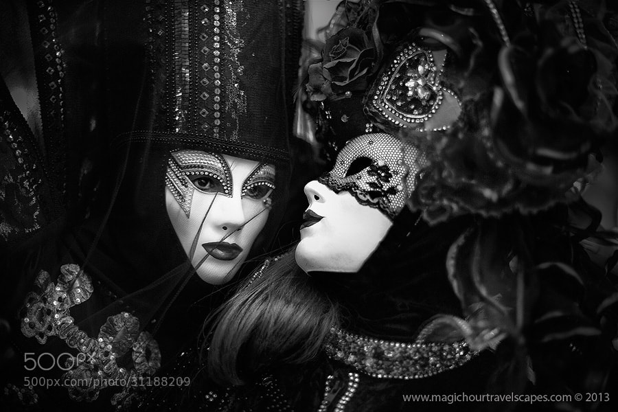 Photograph Bertilla and Solange by Kah Kit Yoong on 500px