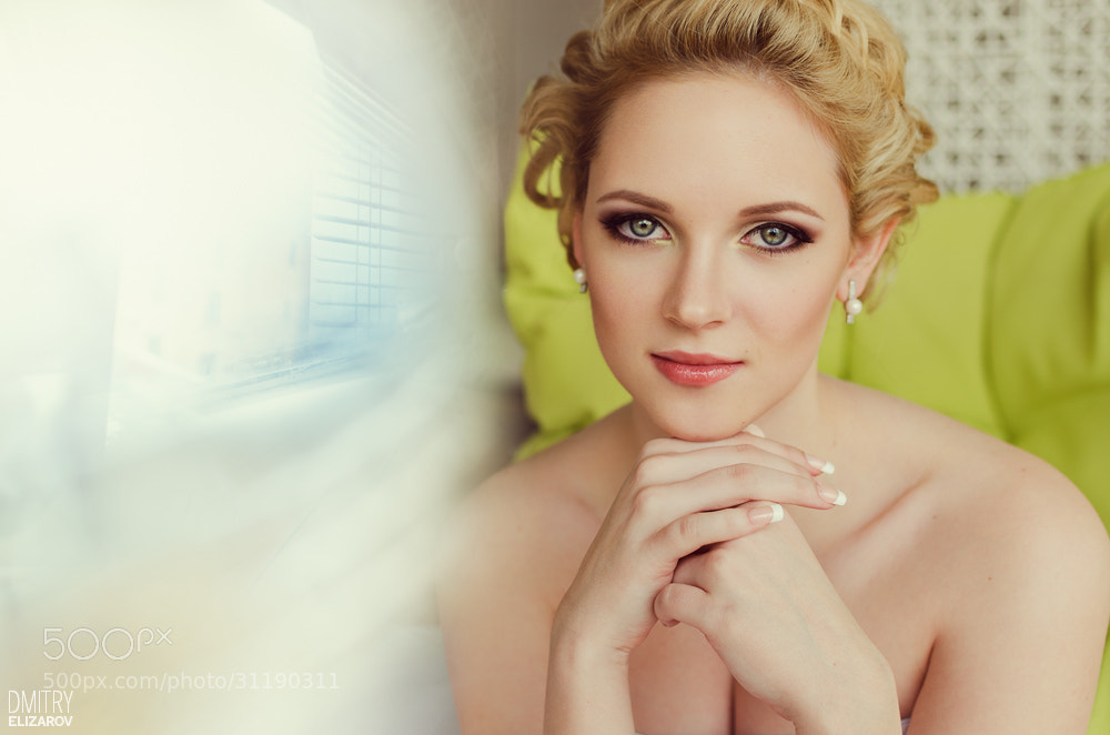 Photograph Bride Kristina #1 by Dmitry Elizarov on 500px