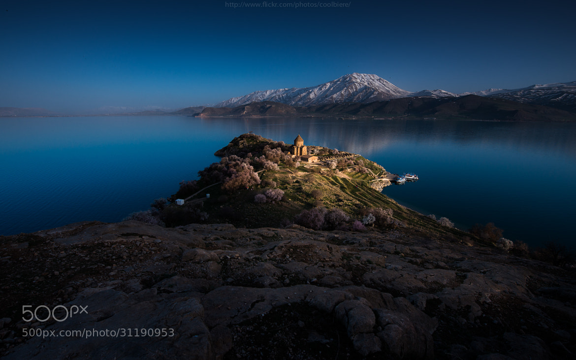 Photograph Akdamar Island by Coolbiere. A. on 500px