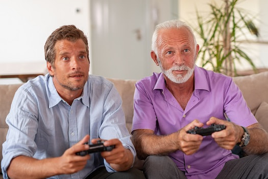 5 Ideal Brain Games for Aging Adults with Parkinso by Glenn Krakow on 500px.com