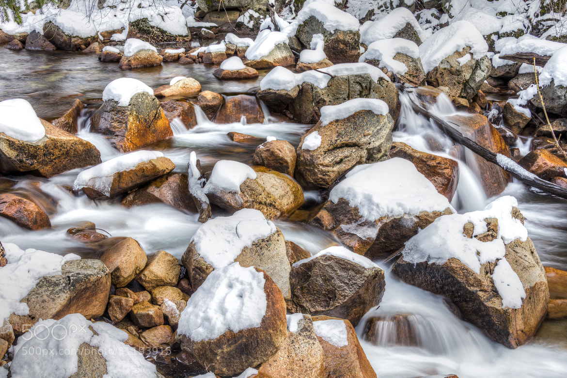 Photograph Yosemite River Rocks by 500 noise on 500px