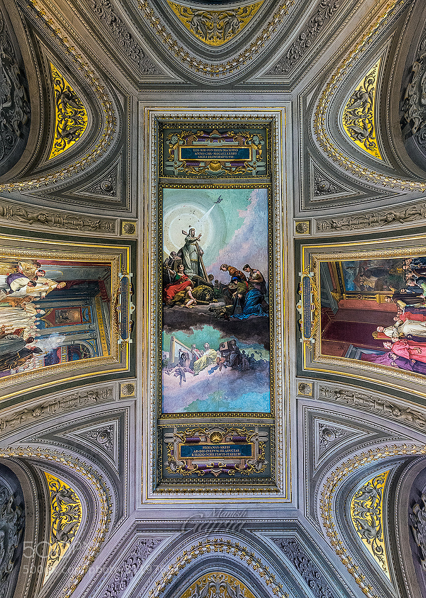 Photograph Roof of the Vatican Museum #1 by Manish Gajria on 500px