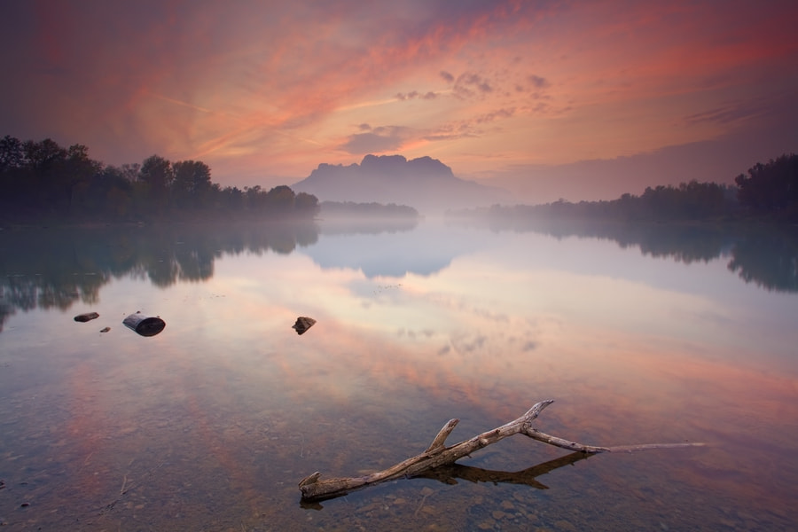 Photograph Arèna Lake @ Roquebrune sur Argens (French Riviera) by Eric Rousset on 500px