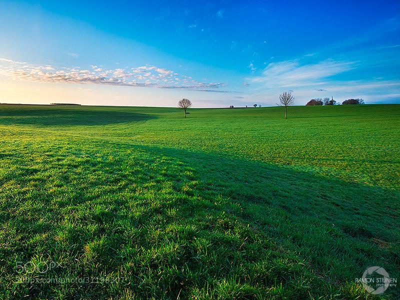 Photograph Dutch Sunrise by Ramon Stijnen on 500px