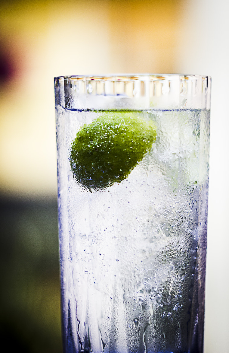 Photograph Gin & Tonic by Son of the Morning Light on 500px