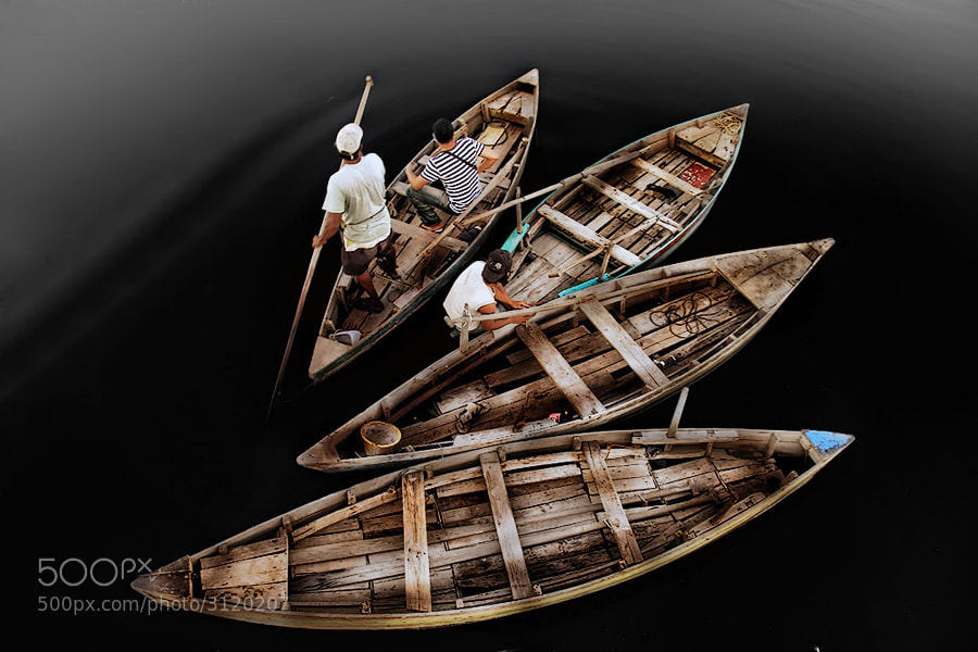 Photograph A boat batam island. by Ricky firmansyah on 500px
