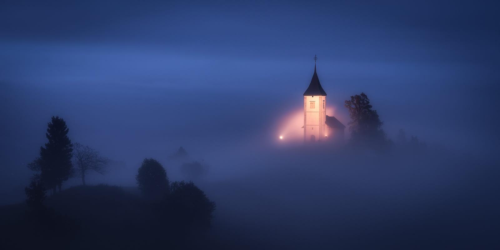 Mysterious Church