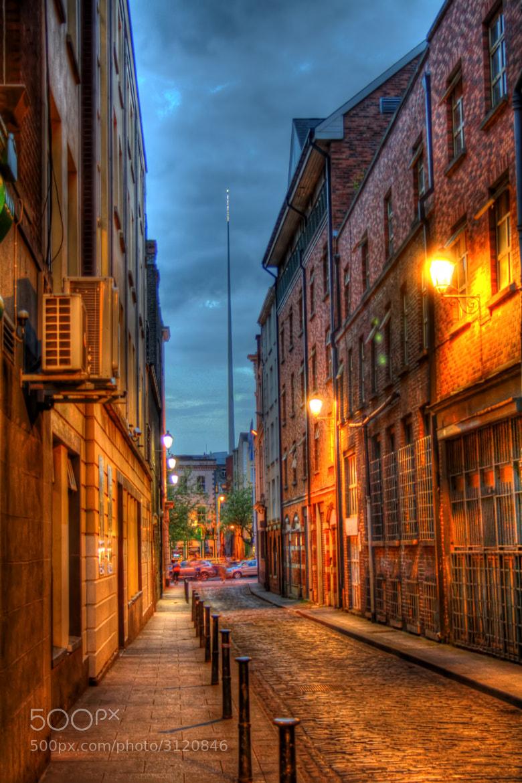 Photograph Alley by Jeremy Christian on 500px