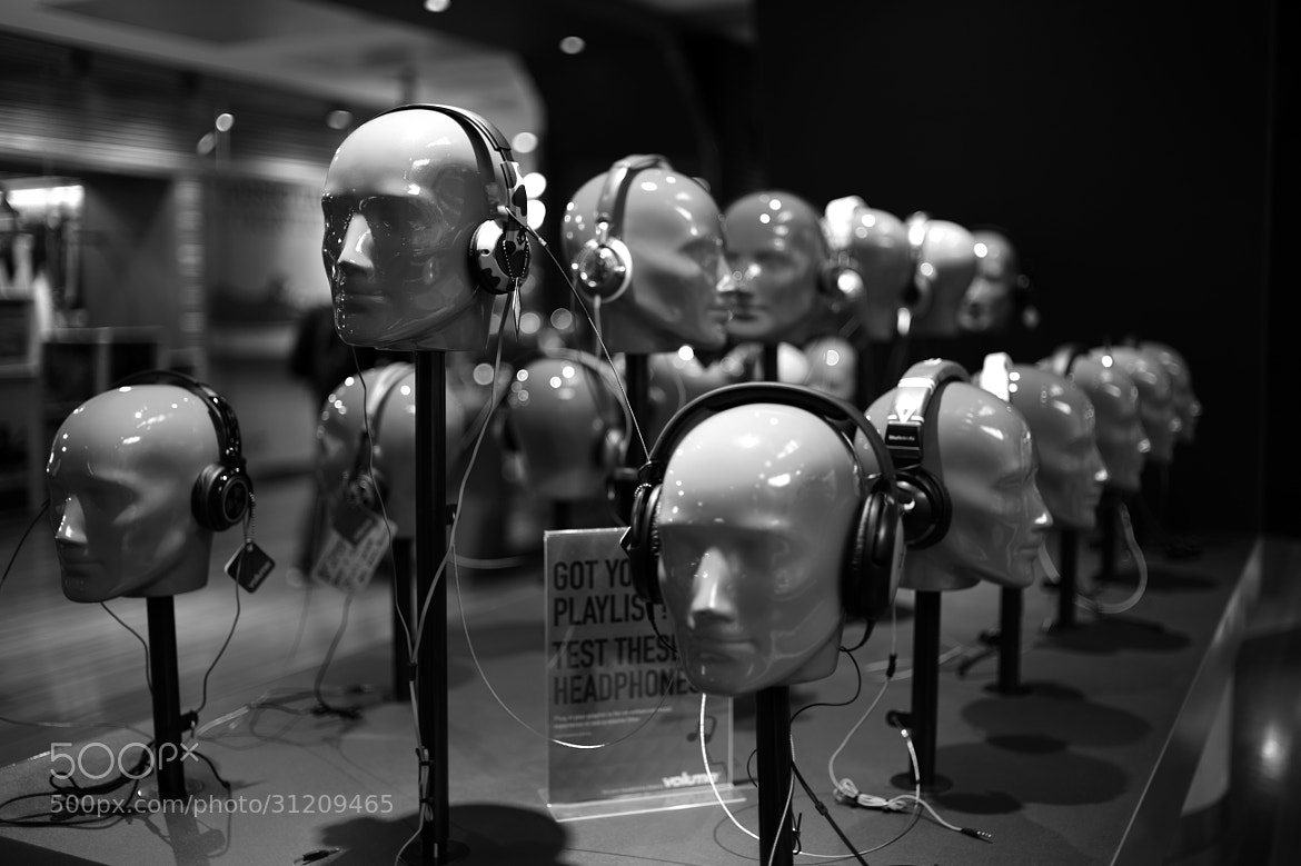 Photograph Headsets by JOSSI  on 500px