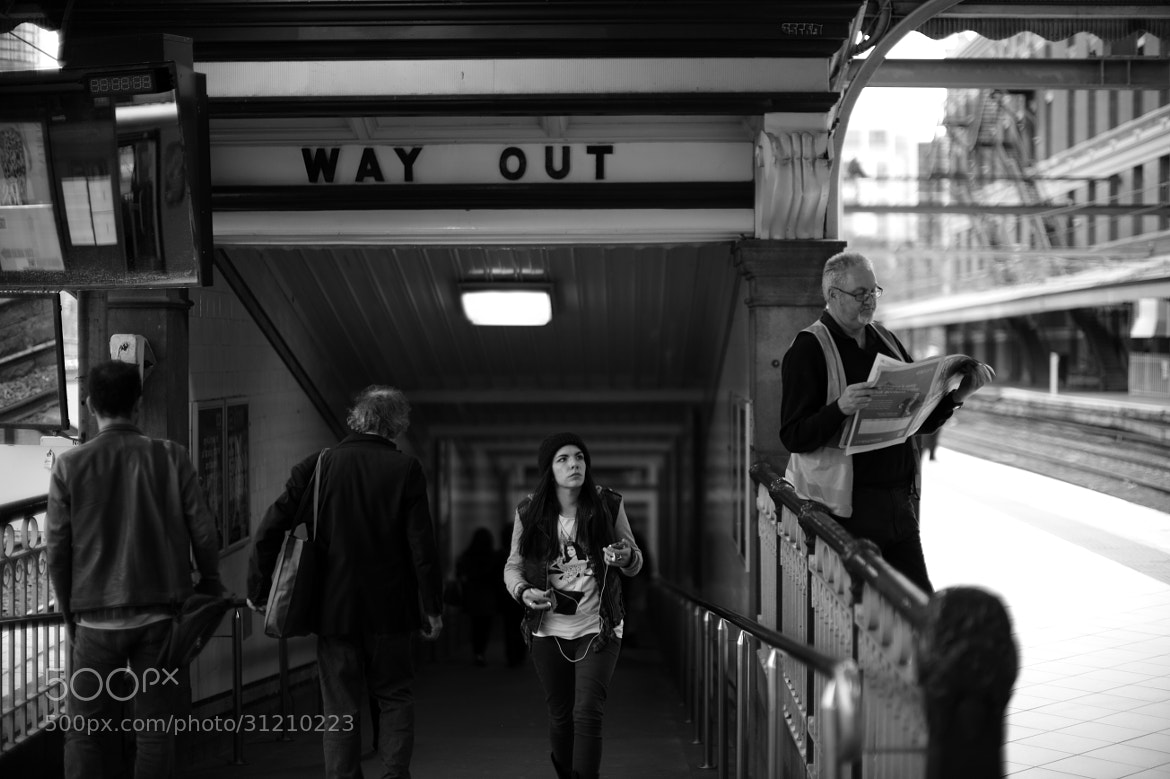 Photograph Way Out by JOSSI  on 500px