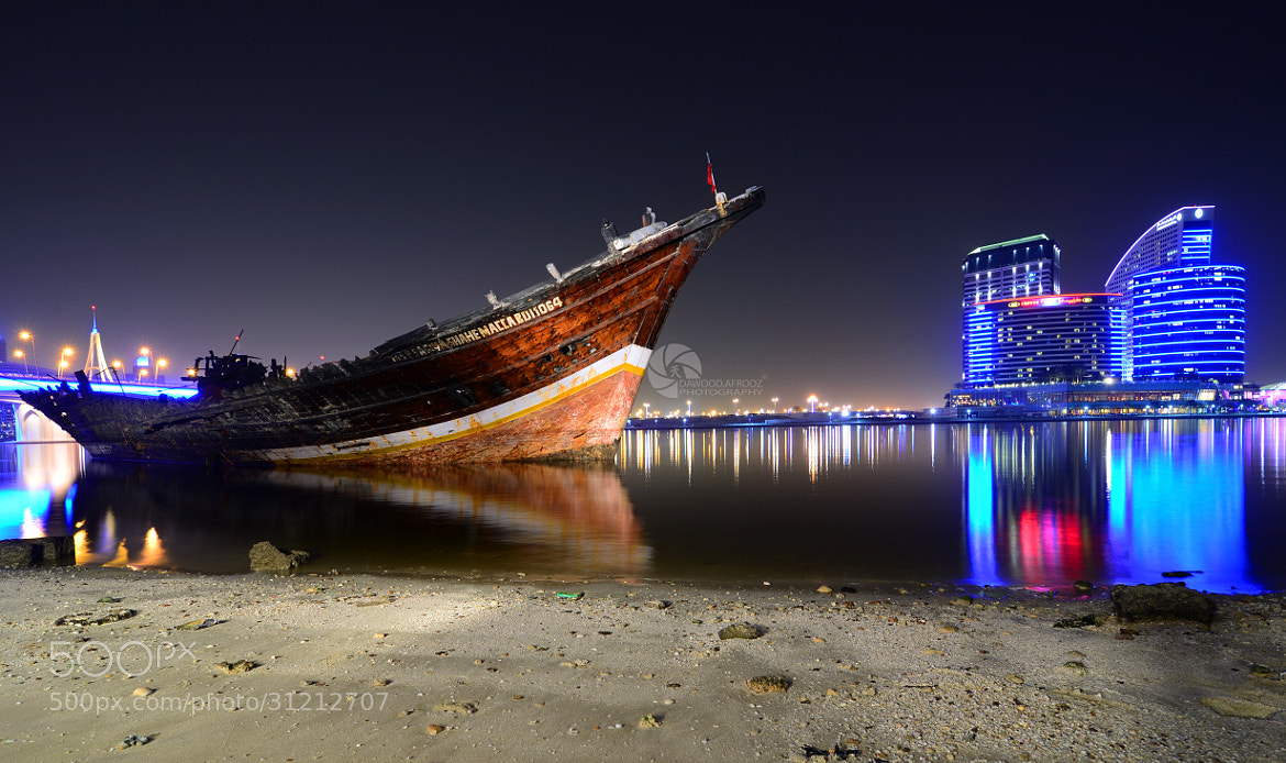 Photograph old ship by Dawood Afrooz on 500px