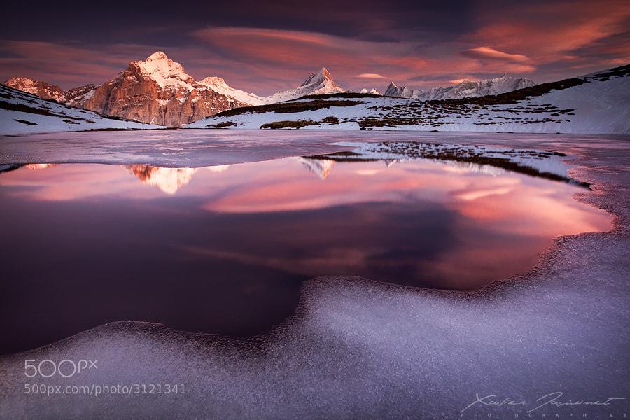 Photograph Magic sunset by Xavier Jamonet on 500px