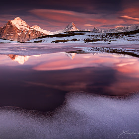 Magic sunset by Xavier Jamonet on 500px.com