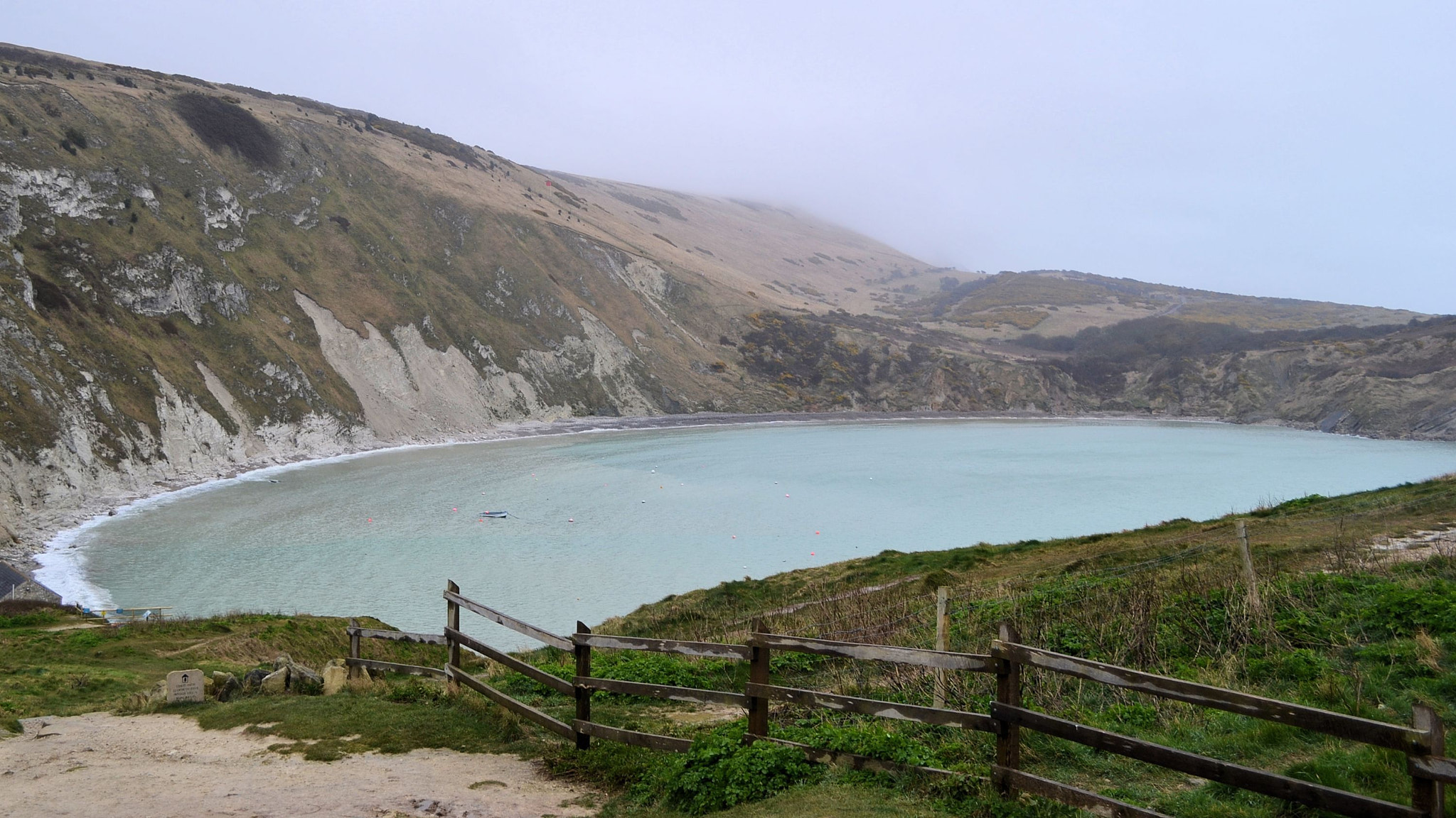 Photograph Mist over Lulworth by Heather Aplin on 500px