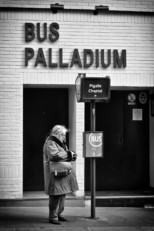 Photograph Bus Palladium by patrick plazzi on 500px