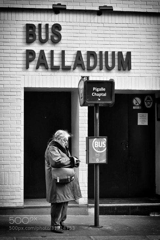 Photograph Bus Palladium by patrick plazzi on 500px