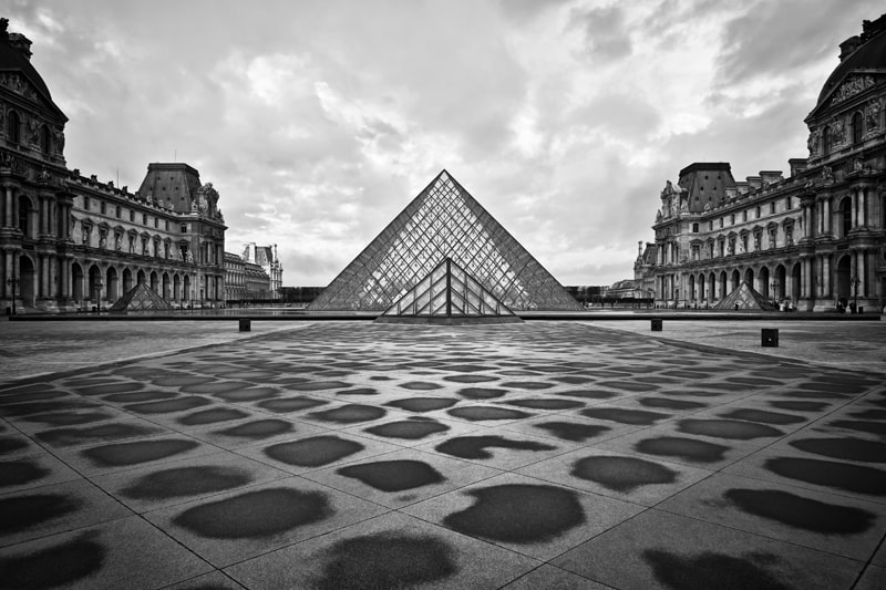 Photograph Pyramide by patrick plazzi on 500px