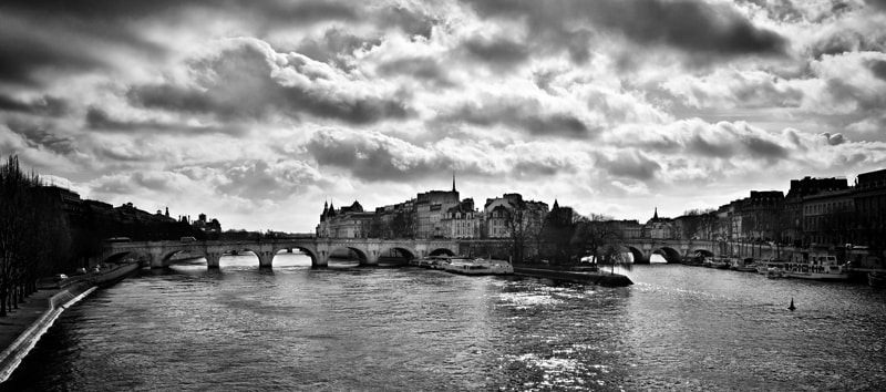 Photograph Seine protectrice. by patrick plazzi on 500px
