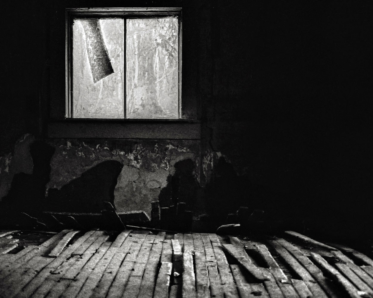 Photograph Cleary Buckled Floor by Phil Ackley on 500px