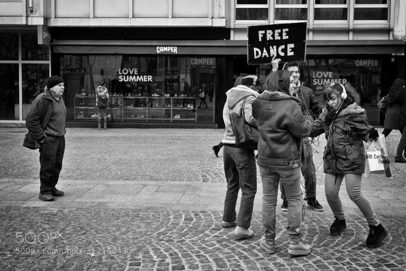 Photograph Free dance by patrick plazzi on 500px