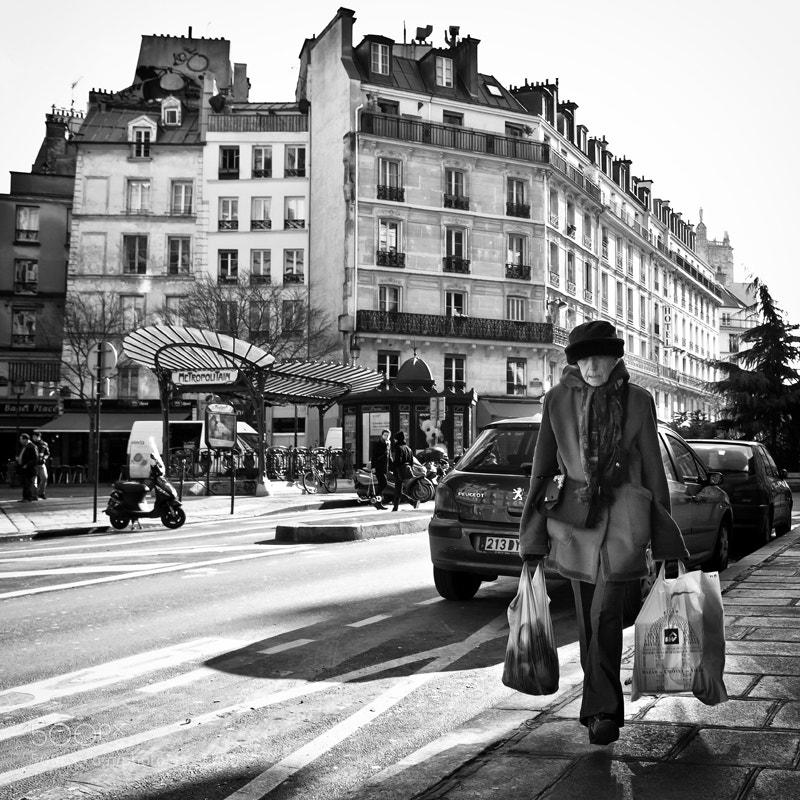 Photograph Les courses by patrick plazzi on 500px