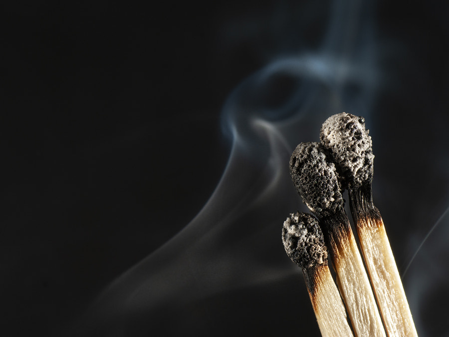 Three smoked by Ana V. on 500px.com