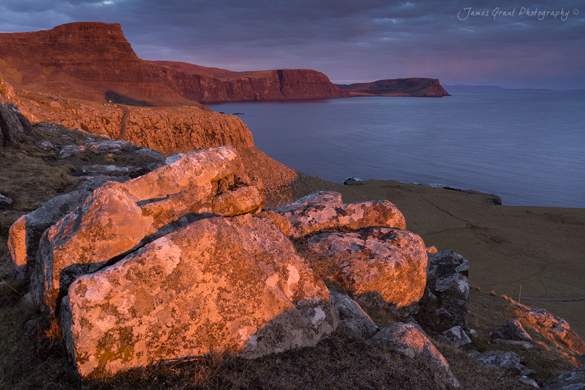 Photograph Waterstein Head by James Grant on 500px