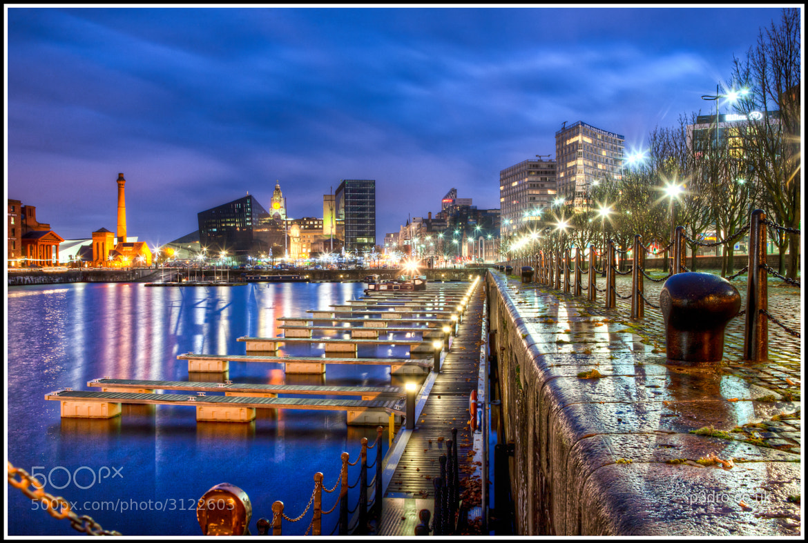 Photograph Salthouse Dock by Peter Goodbody on 500px