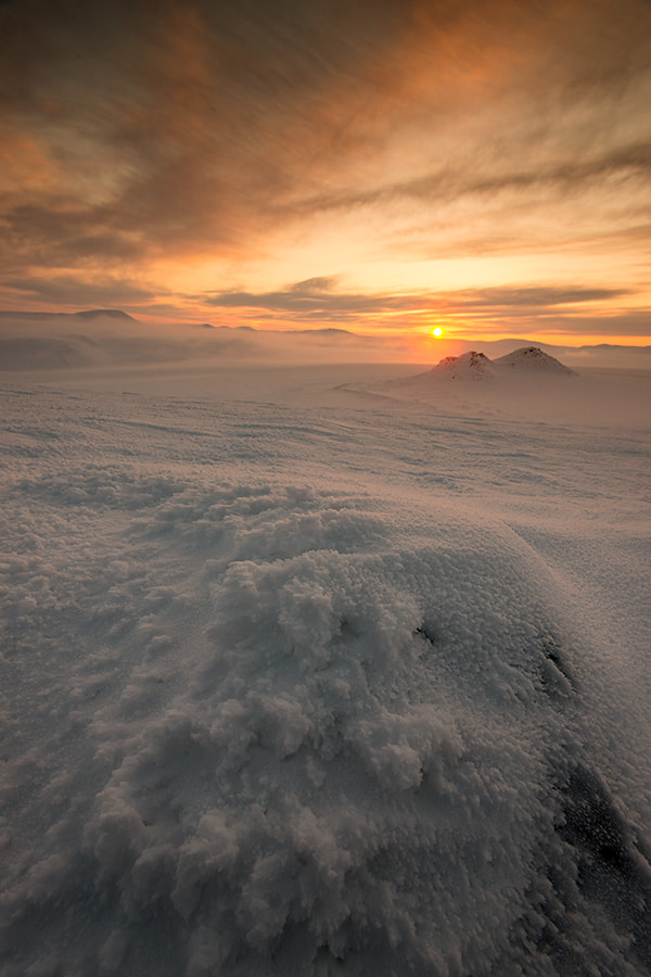 Photograph Sunset on the tundra by Ivan Kislov on 500px