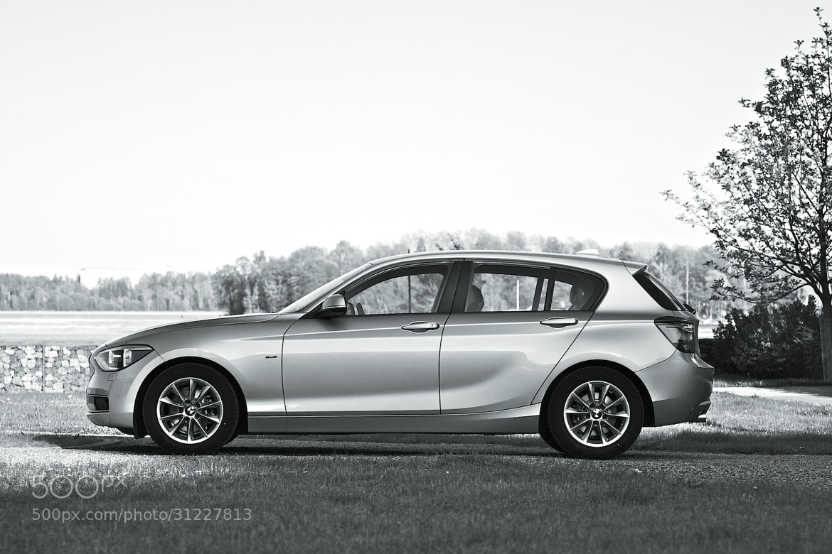 Photograph BMW 1-series (F20) by Lauri Ahtiainen on 500px