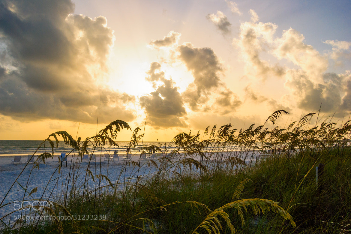 Photograph Sunset in Siesta Key, Florida by James Clear on 500px