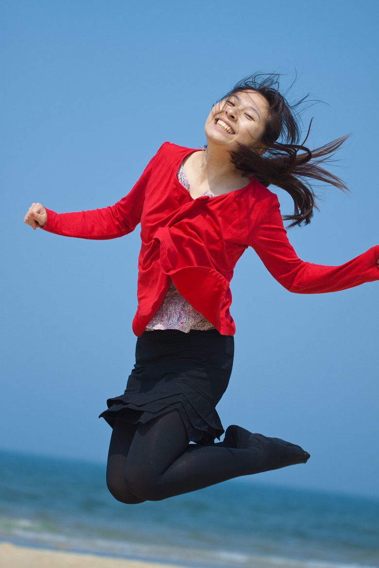 Photograph Jump by Weixiao Fan on 500px
