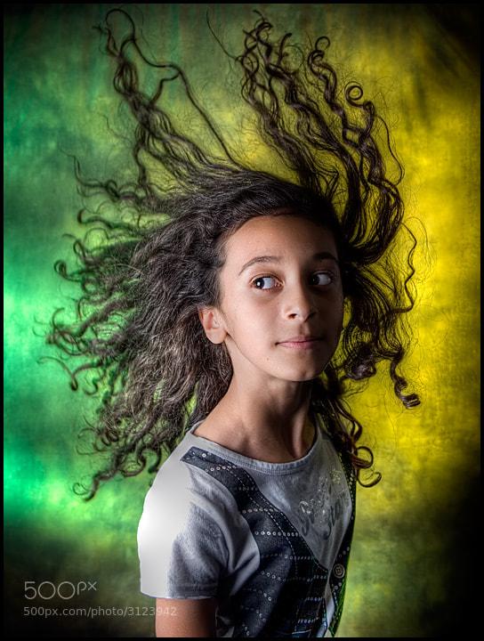 Photograph Azaiya by Marac Andrzej Kolodzinski on 500px
