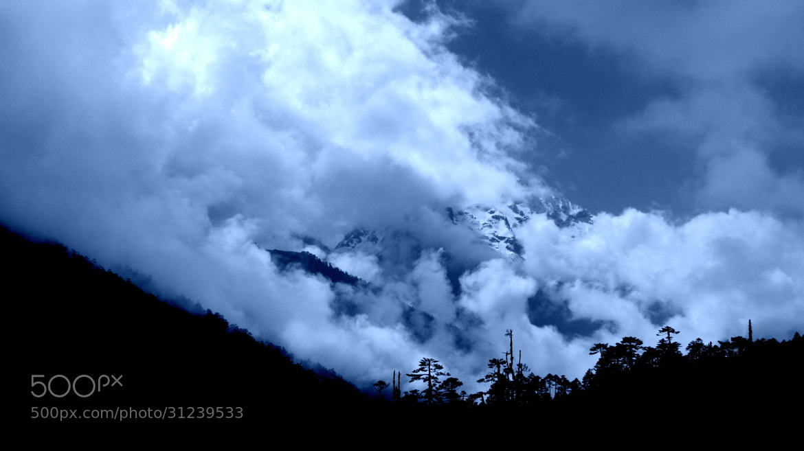Photograph Skies are walking  by Rahul Tripathi on 500px