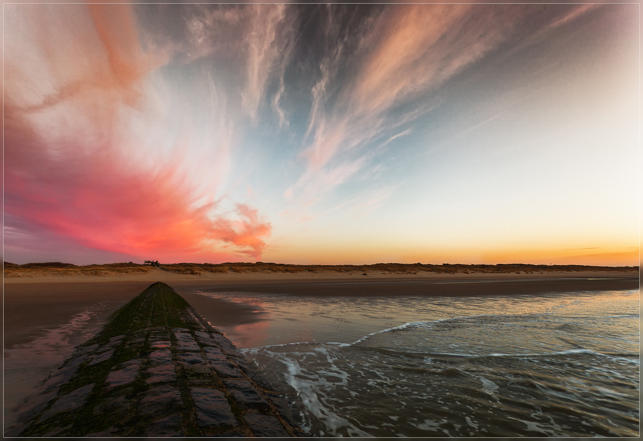 Photograph Turbulent Pink Cloud by Christophe Vandeputte on 500px
