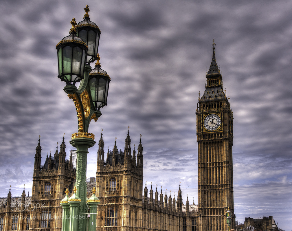 Photograph What's the time? by Eric Rowbottom on 500px